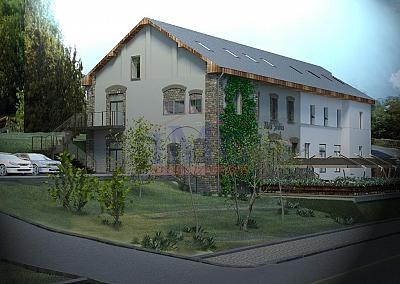 Budova na komerčný účel