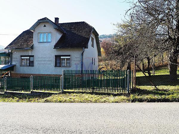 Exkluzívne. Predáme rodinný dom v  peknej prírode.