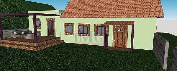 Predám rodinný dom v Hronskom Beňadiku pri Novej Bani