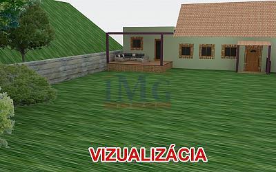 Predám rodinný dom v Hronskom Beňadiku v rozbehnutej rekonštrukcii