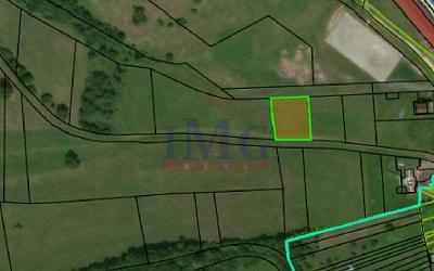 Predám slnečný stavebný pozemok v Tŕnií neďaleko Zvolena
