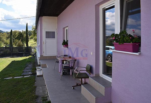Predáme dom v obci Pitelová - exkluzívne