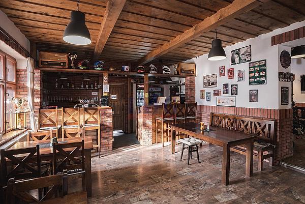 Predáme reštauráciu v Žarnovickej Hute.