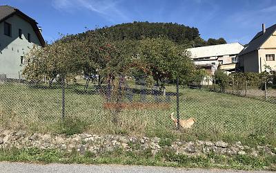 Predáme slnečný pozemok v obci Trnava Hora